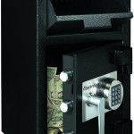 Sentry Safe DH109E Depository Safe - Black tossthekey