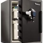 SentrySafe SFW205GQC Digital Safe, XX-Large TossTheKey