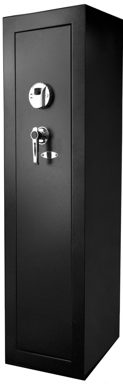Barska Large Biometric Rifle Safe - Best biometric gun safe