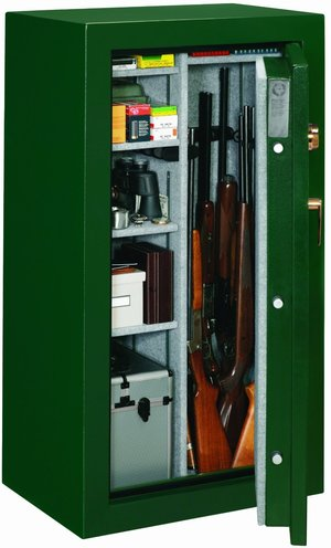 Stack-On gun safe