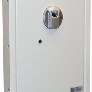 Protex FW-1814Z Fingerprint Wall Safe tossthekey
