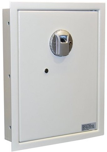 Protex FW-1814Z Fingerprint Wall Safe